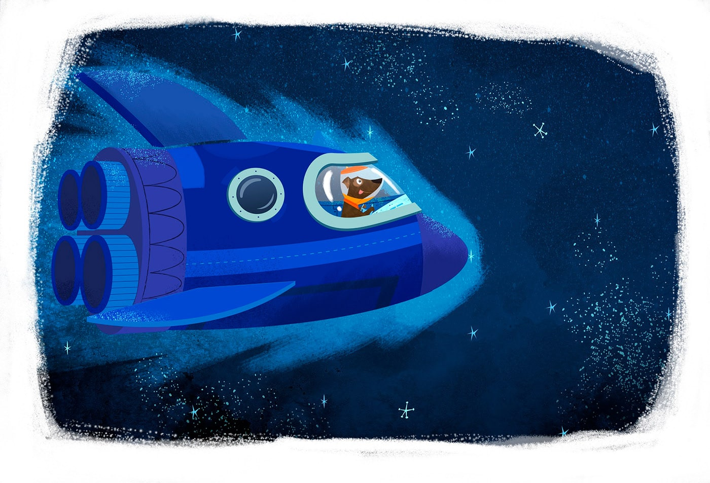 MiMaskot - Astronauta