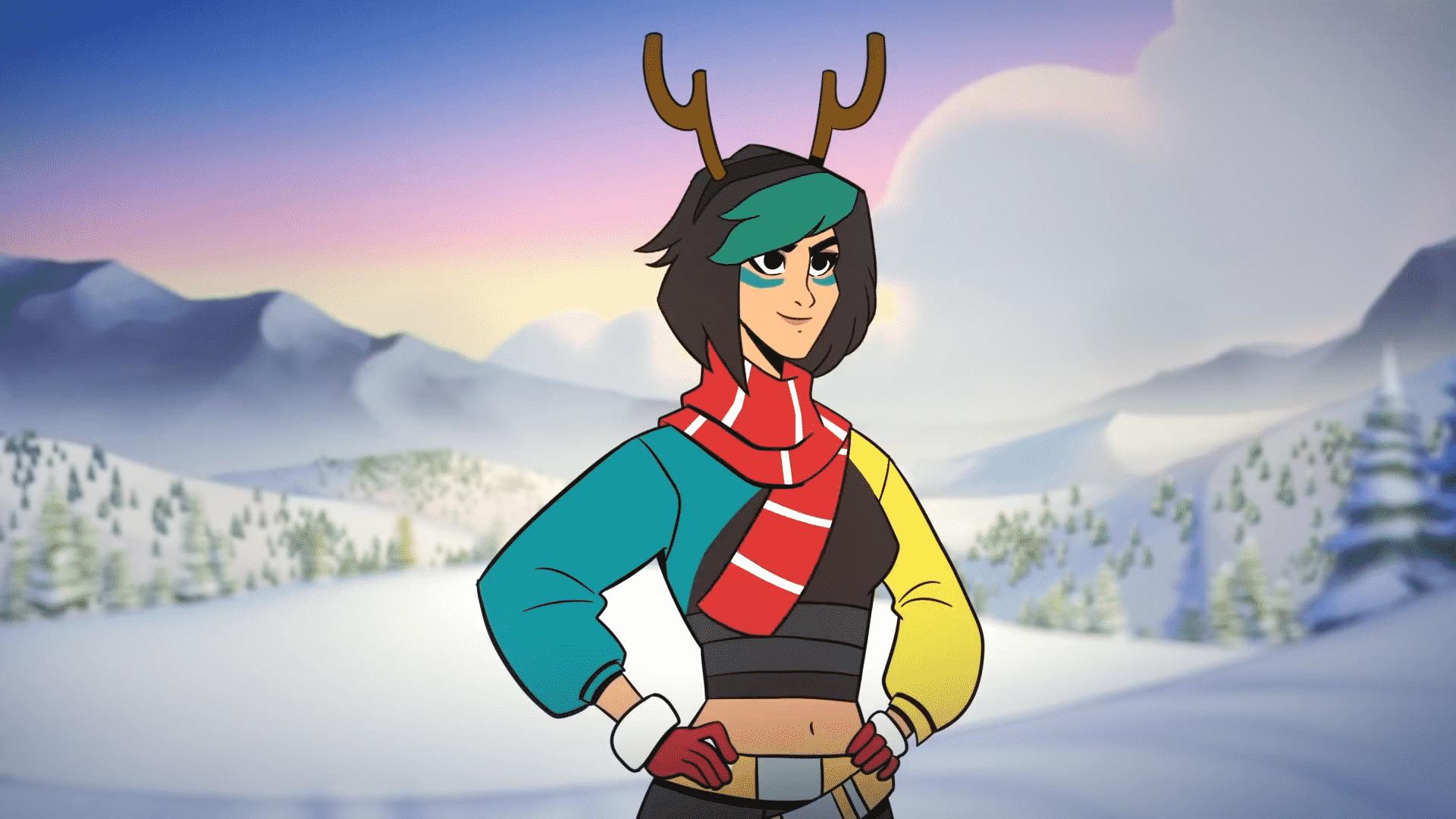 Free Fire - El Rey o Reina De La Navidad