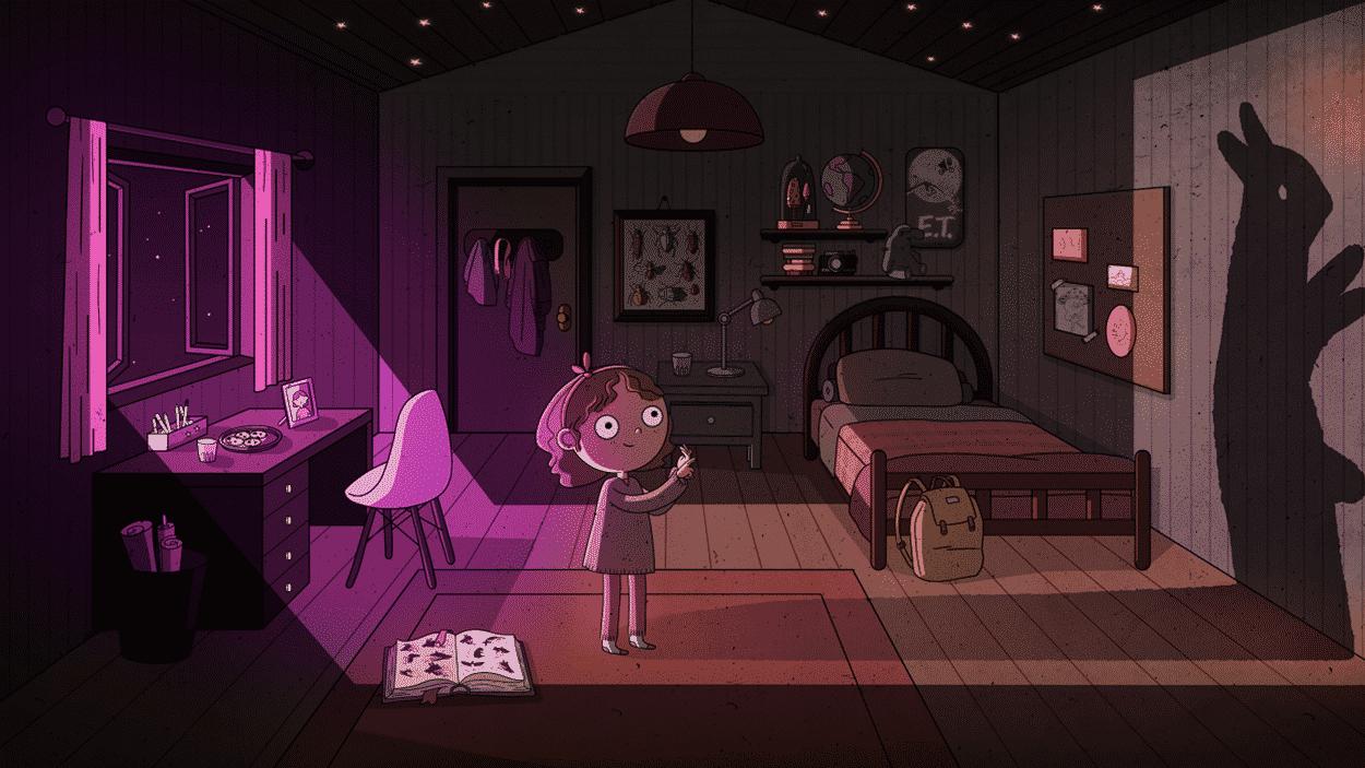 Olivia y Las Sombras